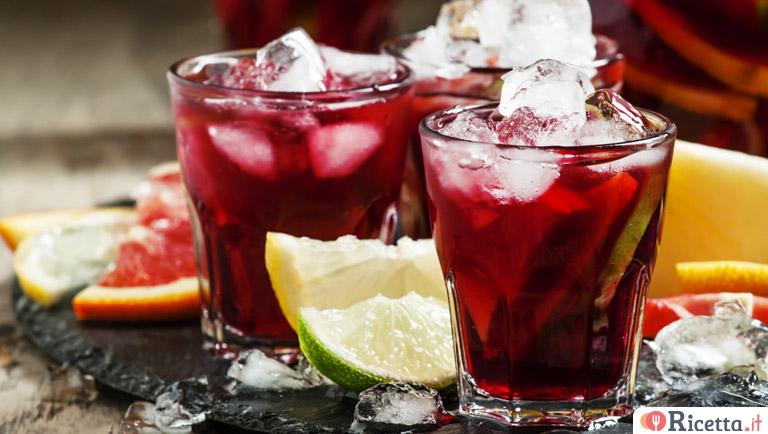 Ricetta Per Sangria.Ricetta Sangria Rossa Spagnola Consigli E Ingredienti Ricetta It