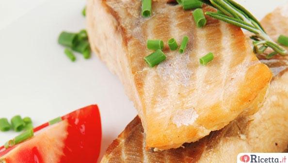 Ricette Salmone Dietetico.Ricetta Salmone Al Limone Dietetico Consigli E Ingredienti Ricetta It