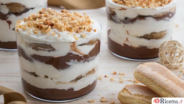 Ricetta Tiramisù Alla Nutella Consigli E Ingredienti Ricettait