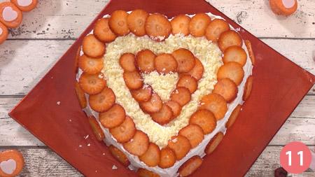 Ricetta Torta A Cuore Di San Valentino Consigli E Ingredienti