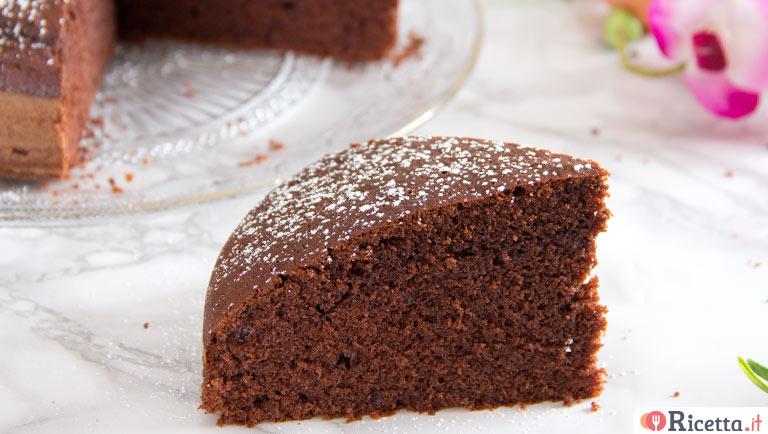 Ricette Torta Al Cioccolato Veloce.Ricetta Torta 5 Minuti Al Cioccolato Consigli E Ingredienti Ricetta It