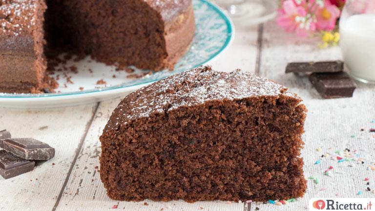 Ricette Torta Al Cioccolato Veloce.Ricetta Torta Al Cioccolato Consigli E Ingredienti Ricetta It