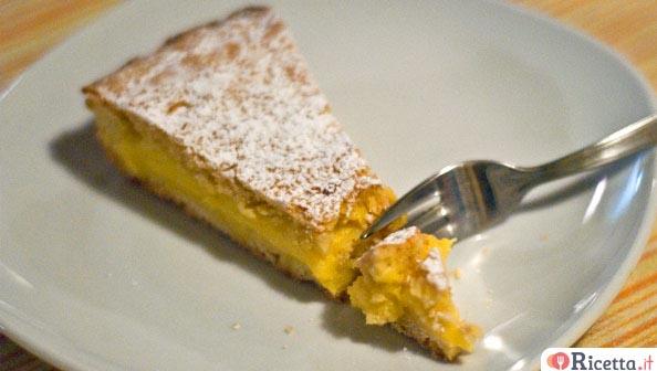 Ricetta Torta Con Crema Al Limone Consigli E Ingredienti Ricettait