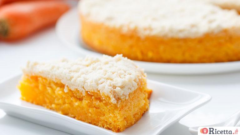 140b7f89d7b6 Ricetta Torta di carote - Consigli e Ingredienti
