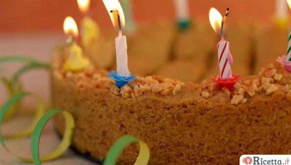 Torta Di Compleanno Per Bambini Ricetta It