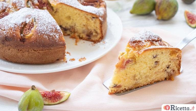 Ricetta Torta di fichi - Consigli e Ingredienti | Ricetta.it