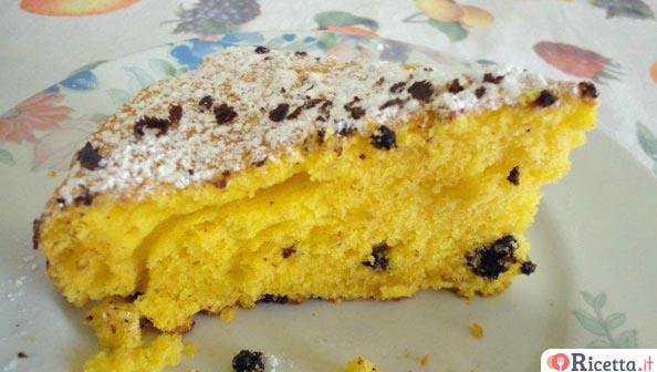 Ricetta torta di zucca e gocce di cioccolato di halloween consigli e ingredienti - Bagno per torte senza liquore ...