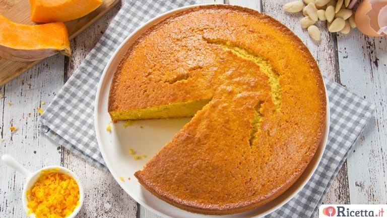 Ricetta torta di zucca soffice consigli e ingredienti for Ricette zucca