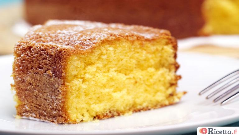 Torta Con Amido Di Mais Senza Uova.Torta Margherita Senza Burro