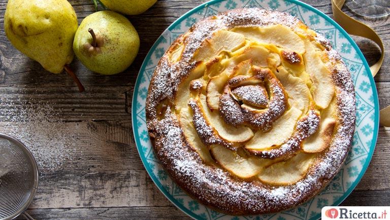 Ricetta Torta Morbida Ricotta E Pere Consigli E Ingredienti