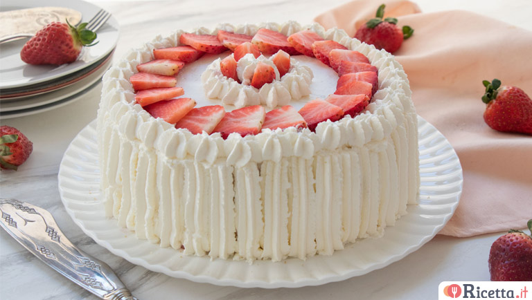 Ricetta Torta Panna E Fragole Consigli E Ingredienti Ricetta It