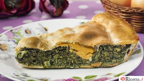 Torta Pasqualina Con Il Bimby Ricettait