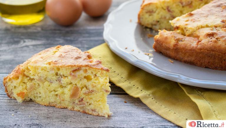Ricetta Torta Rustica.Ricetta Torta Salata Con Ricotta E Speck Consigli E Ingredienti Ricetta It