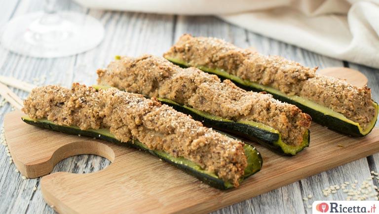 Ricetta Zucchine Ripiene Con Tonno.Ricetta Zucchine Ripiene Di Tonno Consigli E Ingredienti Ricetta It